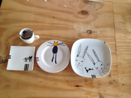 keramiek workshop yuriko