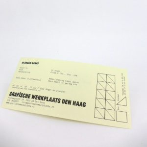 10 rittenkaart