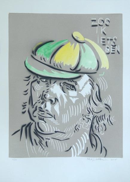 Philip Akkerman Haagse Portretten kl